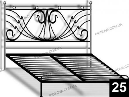 Кованые кровати (эскизы-проекты)