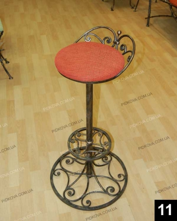 стілець барний, стілець для ресторана, стул барный, стул для ресторана, кованый сул, кований стілець, мебель для ресторана, мебель для бара
